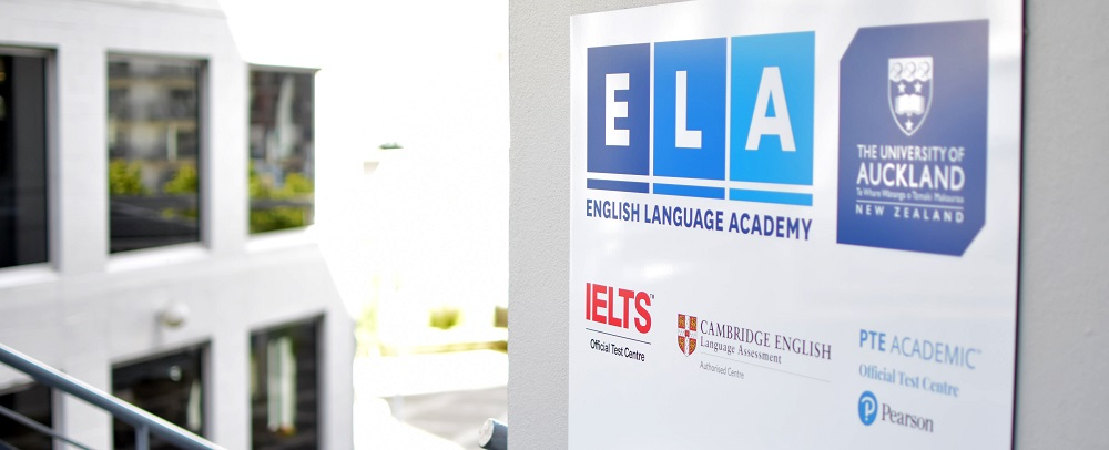 Welcome to the ELA